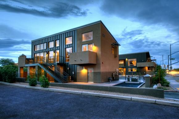Sam Hughes Court Apartments 502 N Campbell Ave Tucson