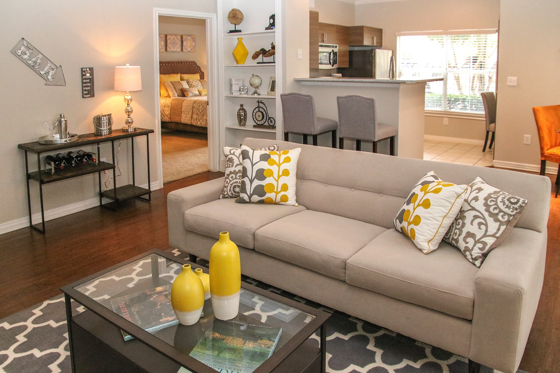 Spacious Apartment Home at 7900 at Park Central Apartments in Dallas, TX