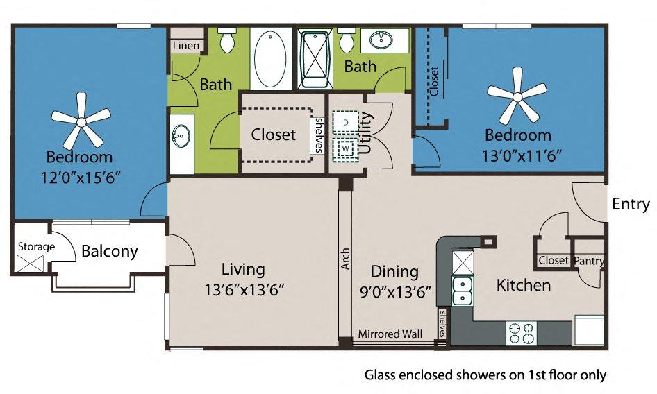 2 Floor Plan 5
