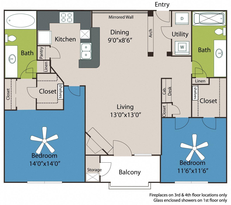 2A Floor Plan 6