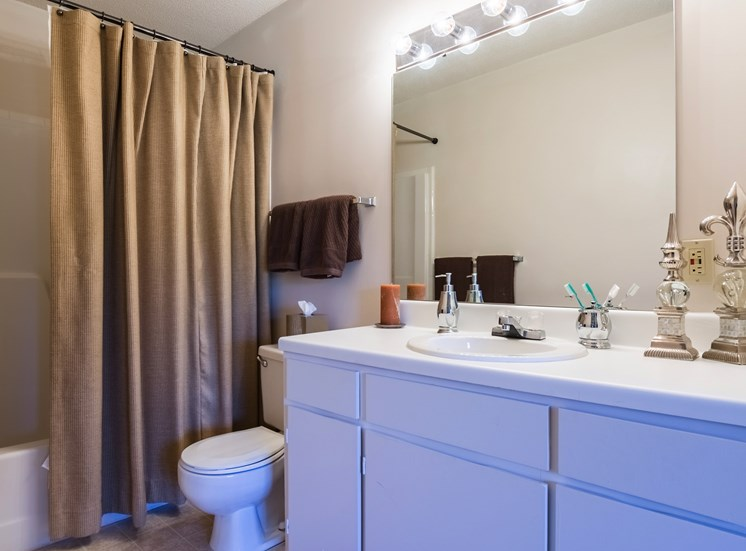 Bathroom at Hudson Orchard Park Apartments, South Carolina