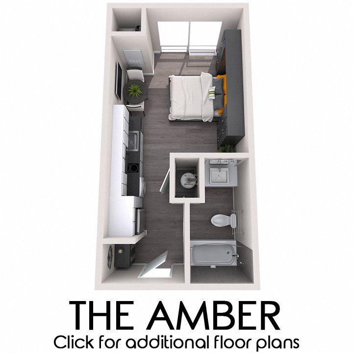 Venue Tower Apartments Floor Plans