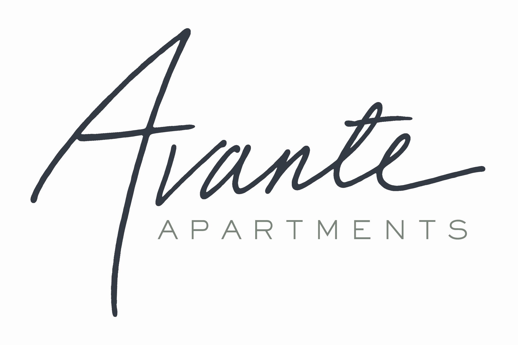 Avante Apartments Property Logo 10