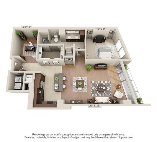 A8 Floor Plan 8
