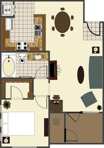 Tahoe Floor Plan 6