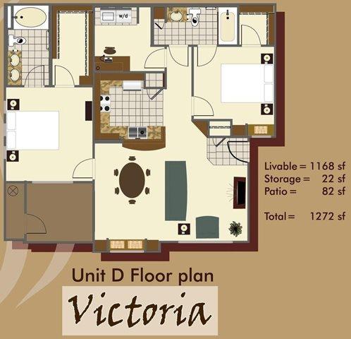 Victoria Floor Plan 3