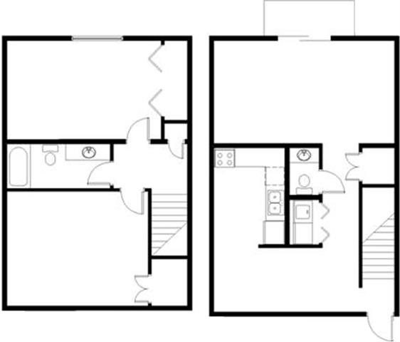 Floor Plans Of Hamilton Square Apartments In Westfield, IN