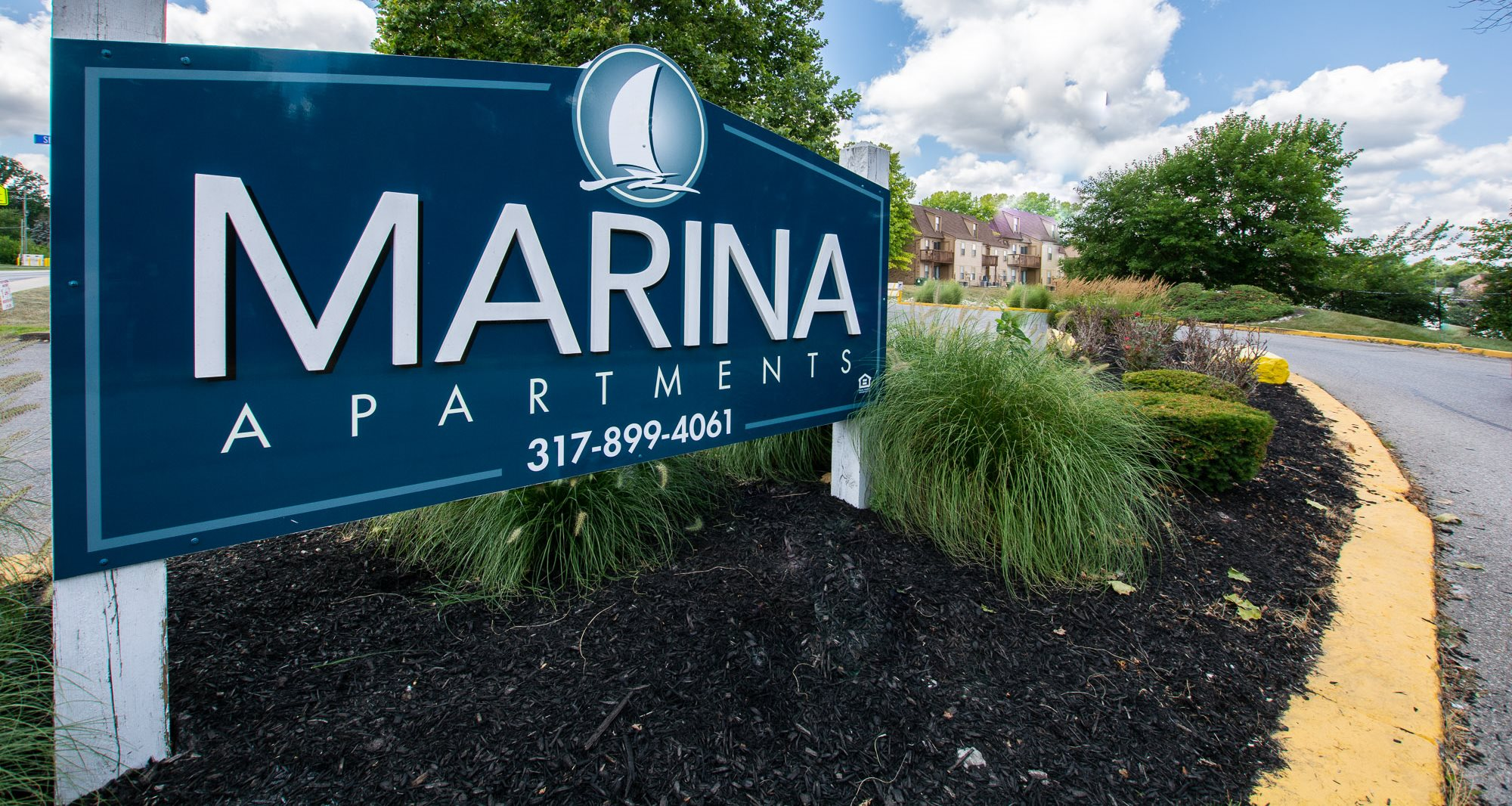 Well Equipped Apartment at Lake Marina Apartments, Indiana, 46229