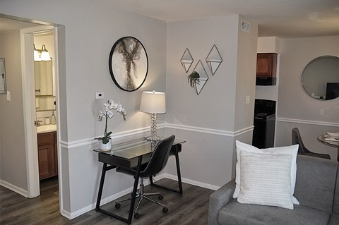 Interiors  at Pickwick Farms Apartments, Indianapolis, IN