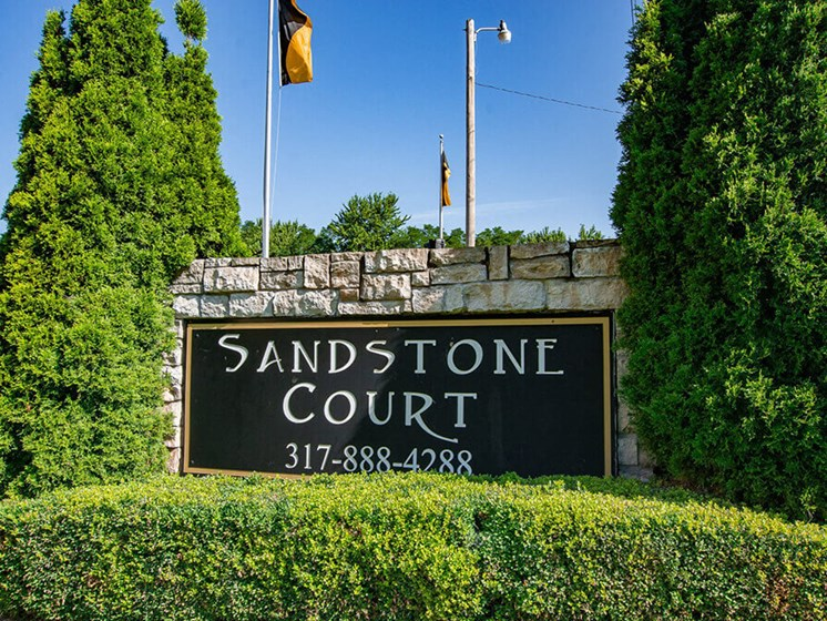 World-Class-Amenities at Sandstone Court Apartments, Indiana