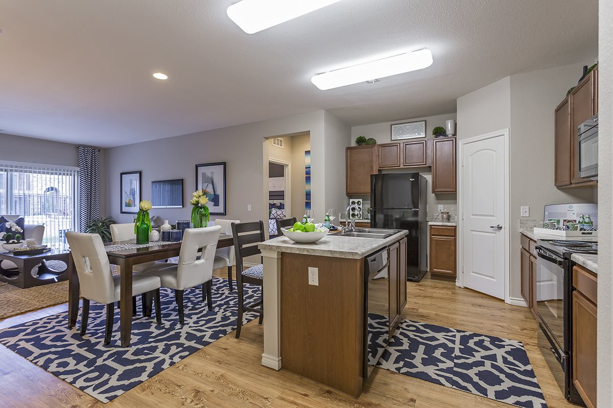 Spacious Homes at Solaire Apartments in Brighton, CO