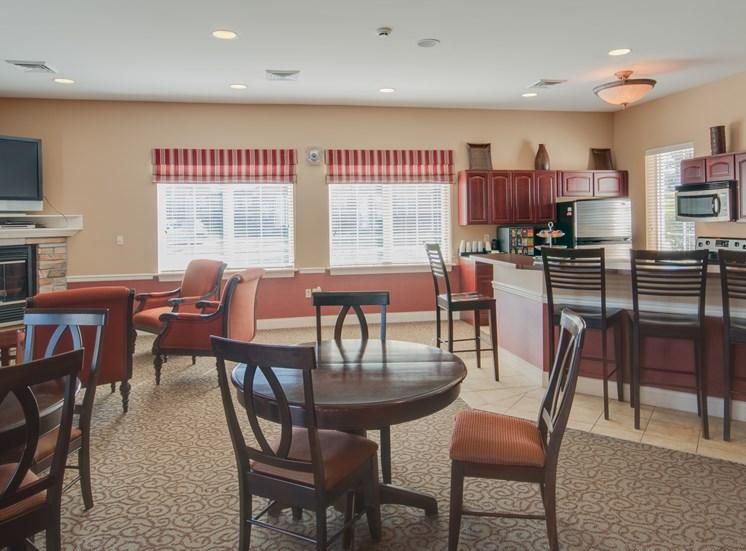 Falon Crest Apartments Clubhouse