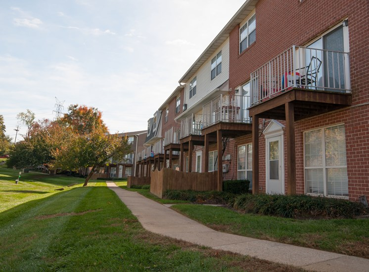 Falcon Crest Townhomes Owings Mills, MD