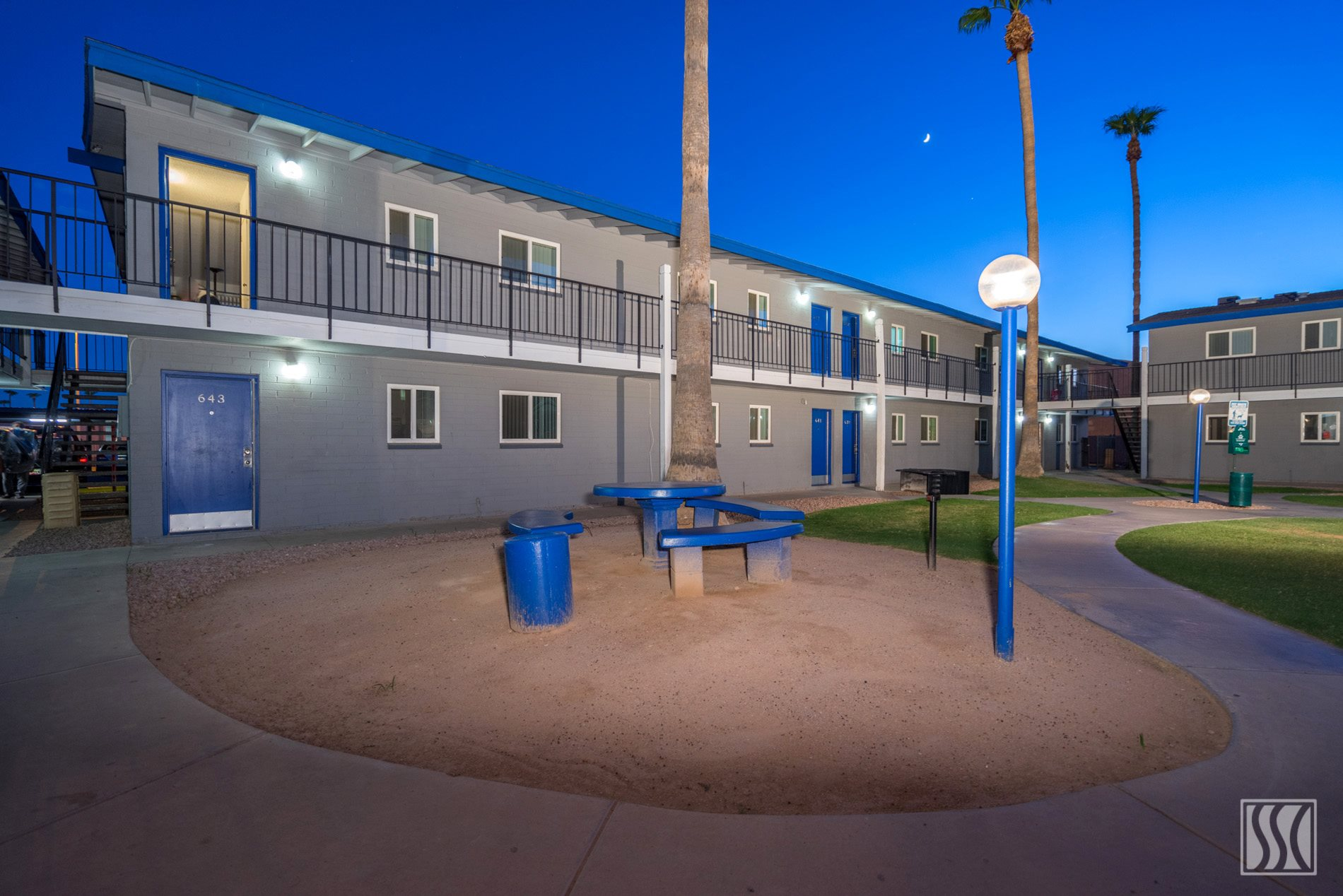 Paradise Vista Apartments Glendale Az