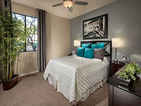 Spacious Bedroom at ALARA Links at Westridge Apartment Homes, Valencia, California