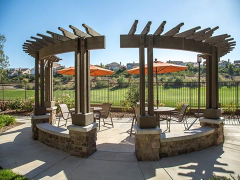 Stunning golf course view at ALARA Links at Westridge Apartment Homes, Valencia, 91381