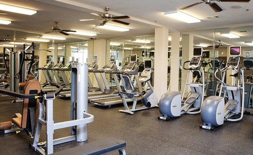 Health and Fitness Center at Weston Lakeside Apartments, 1017 Umstead Hollow Place, NC