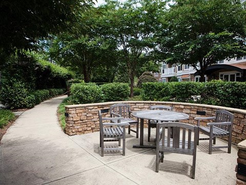 Sundeck  at Weston Lakeside Apartments, 1017 Umstead Hollow Place, NC