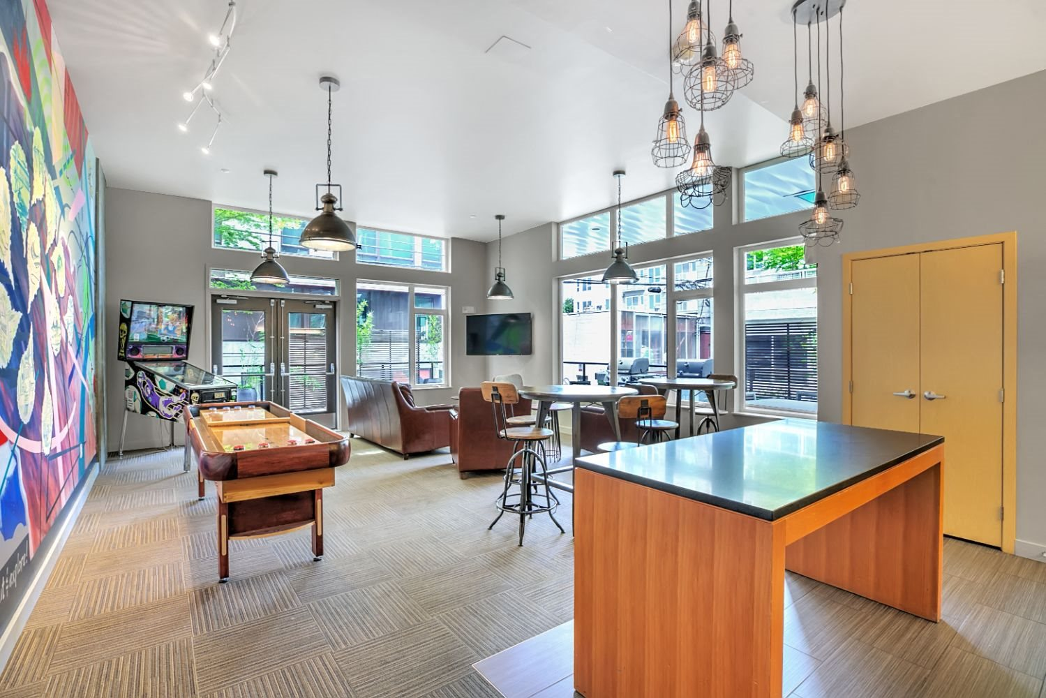 Apartments For Rent In Seattle Wa Mural Photo Gallery