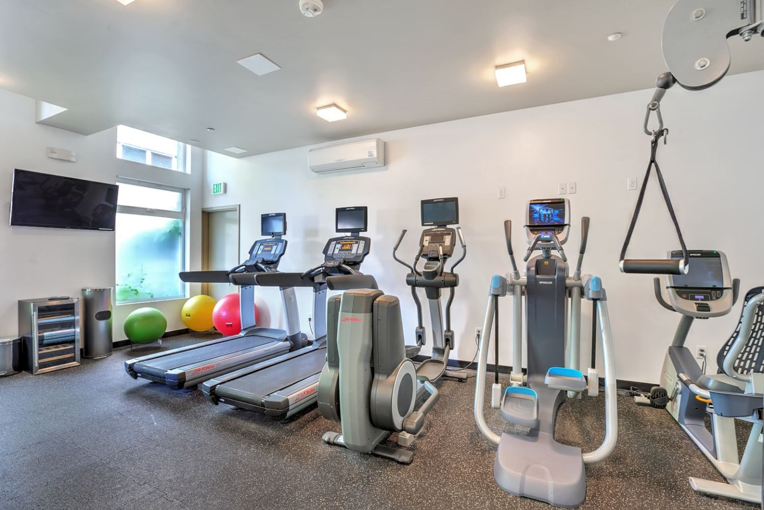 State-of-the-Art Fitness Center at Mural, Washington