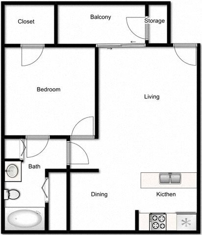 Serenade Floor Plan 3