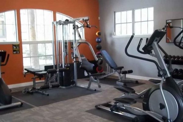 State of the art cardio equipment at The District at Clearwater, Clearwater, FL, 33759