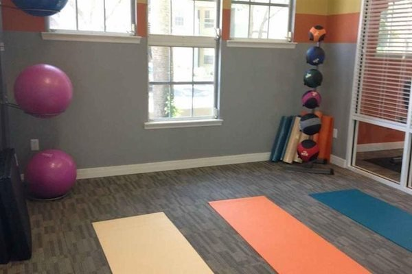 Yoga Studio at The District at Clearwater, Clearwater, FL, 33759