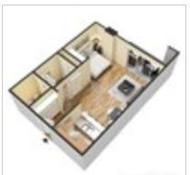 The Fieldstone Floor Plan 1