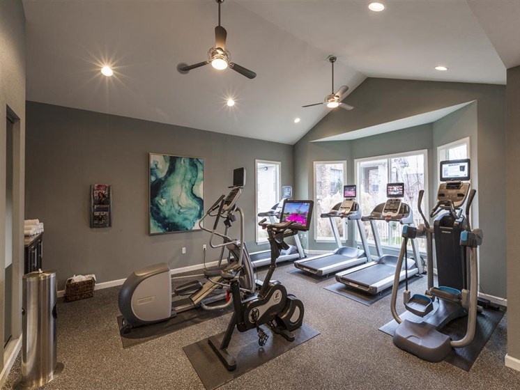 Apartments in Franklin, TN - Harpeth River Oaks Apartments Fitness Center