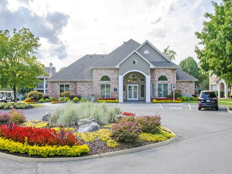 Franklin, TN Apartments - Harpeth River Oaks Apartments Leasing Office
