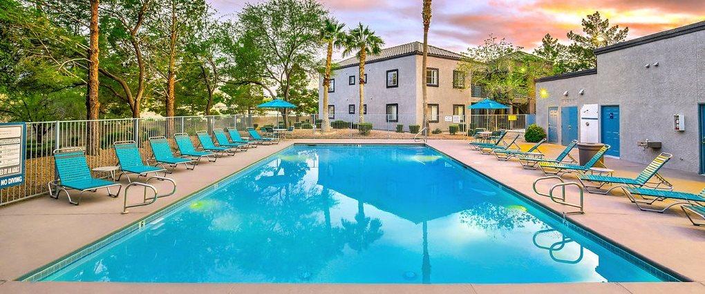 Park One Apartments Las Vegas Charleston