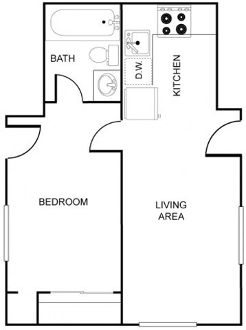 Capri Floor Plan 2