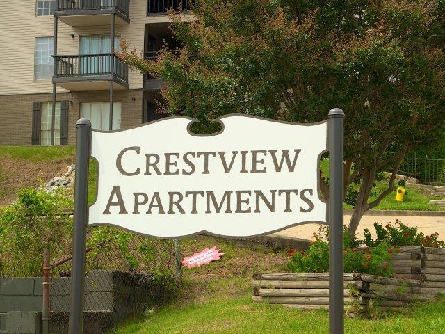 at Crestview Apartments, Birmingham, Alabama