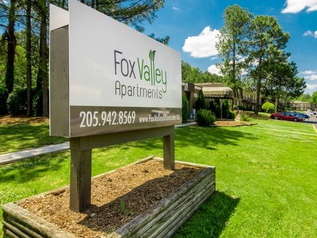 at Fox Valley, Birmingham, Alabama