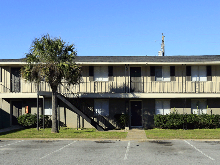 at Southwind Apartments, Mississippi