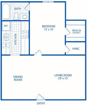 One Bed - Southwind