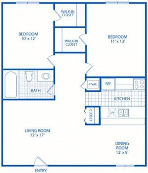 Two Bed - Southwind