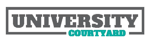 University Courtyard Property Logo 5
