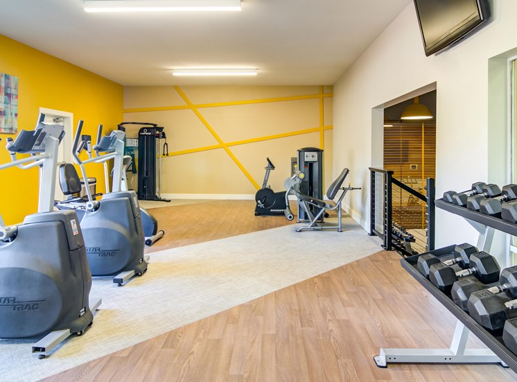 Fitness Space at MonteVista at MurrayHill, Beaverton