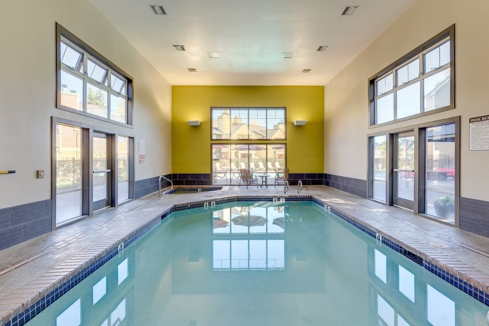 Indoor Swimming Pool at Montevista at Murrayhill 14900 SW Scholls Ferry Road, Beaverton, OR