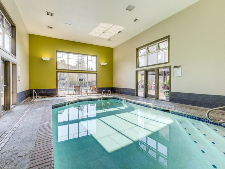 Indoor Pool at Montevista at Murrayhill, 14900 SW Scholls Ferry Road, Beaverton, 97007
