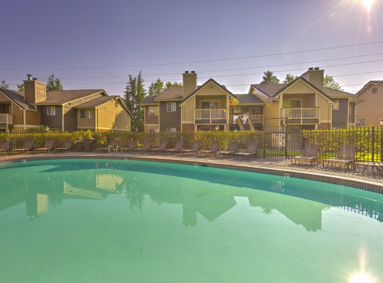 Sparkling Pool at Montevista at Murrayhill, 14900 SW Scholls Ferry Road, Beaverton, 97007
