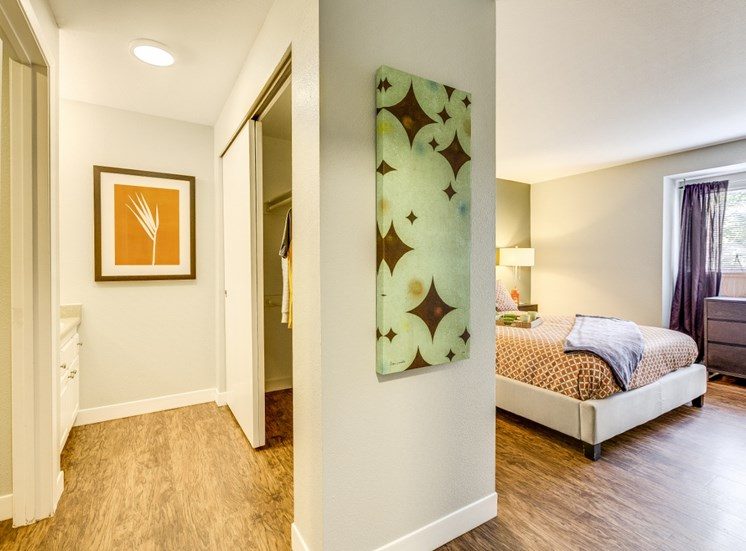 Large Bedroom at Montevista at Murrayhill, 14900 SW Scholls Ferry Road, Beaverton, 97007