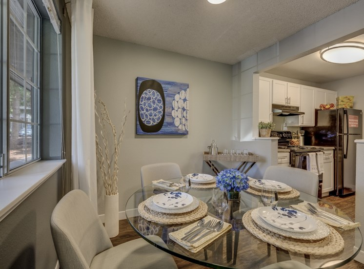 Separate Dining Area at Cedar Crest, 4800 SW Mueller Drive, Beaverton, OR 97078
