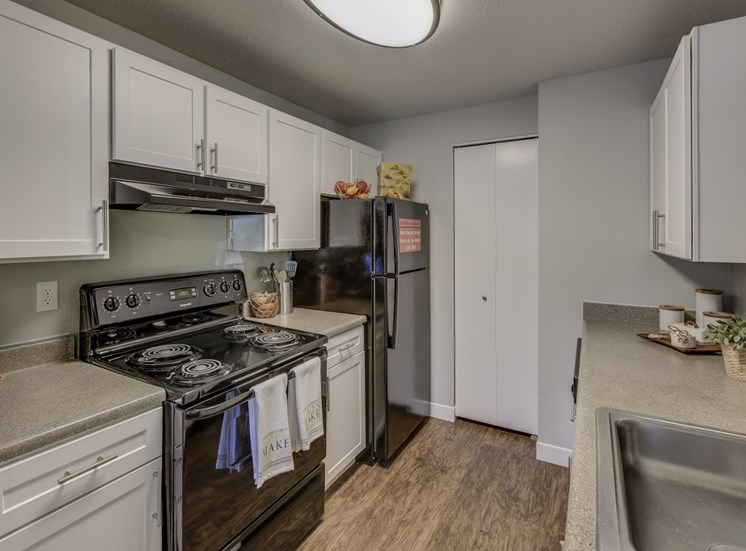 Gourmet Kitchens with Dishwasher and Disposal and Pantry at Cedar Crest, 4800 SW Mueller Drive, OR 97078