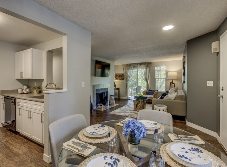 Open Floor Plans at Cedar Crest, Beaverton, OR 97078