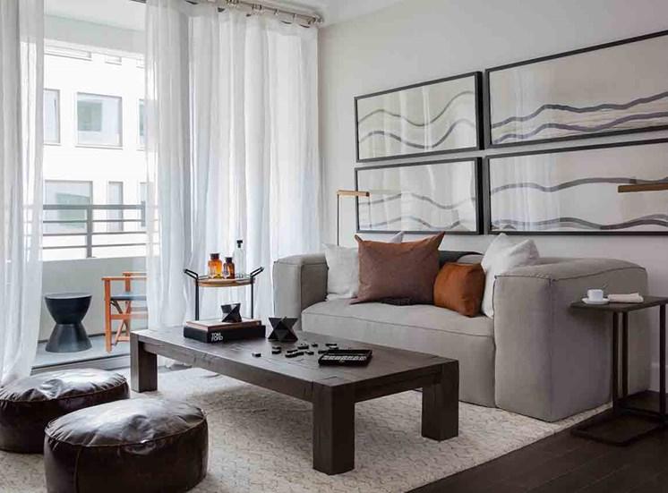 Apartment Floor Plans in Houston, TX