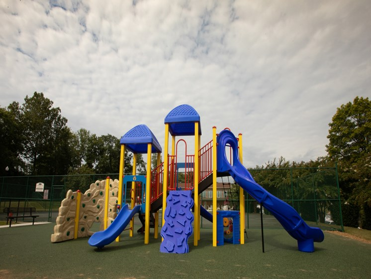 Playground, at Cromwell Valley Apartments, Maryland, 21286