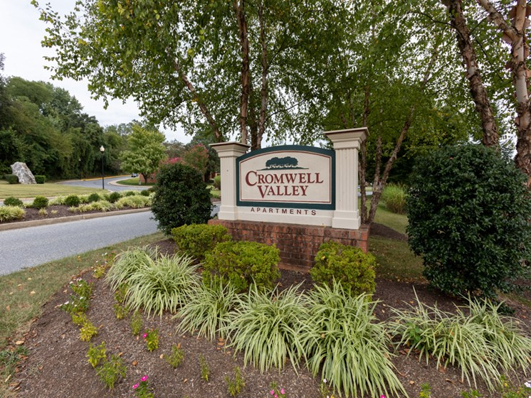 Resort style community, at Cromwell Valley Apartments, 15 Treeway Court, 2A, MD