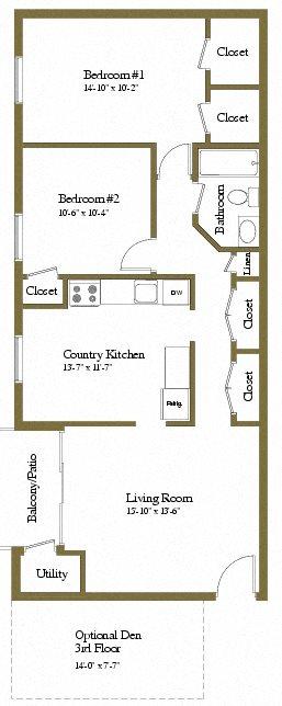 Lawyers Hill Apartments (Elkridge, MD): from $1,167 - RENTCafé